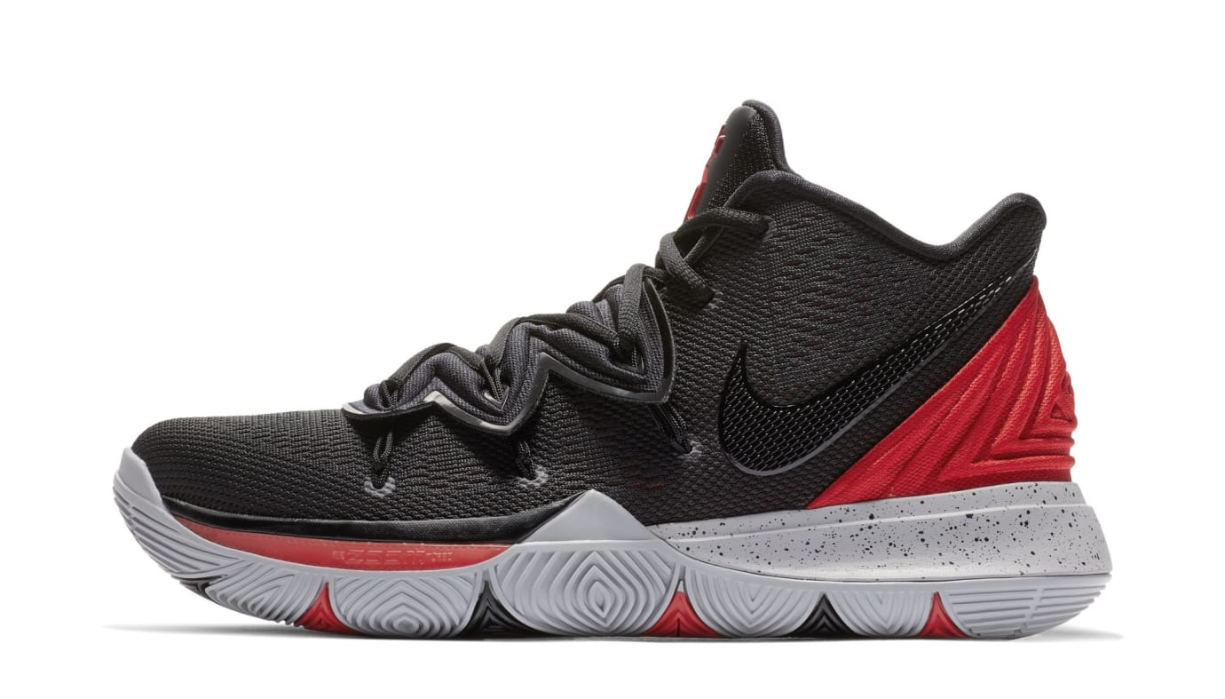 Nike Kyrie 5 'University Red/Black' AO2919-600 (Lateral)