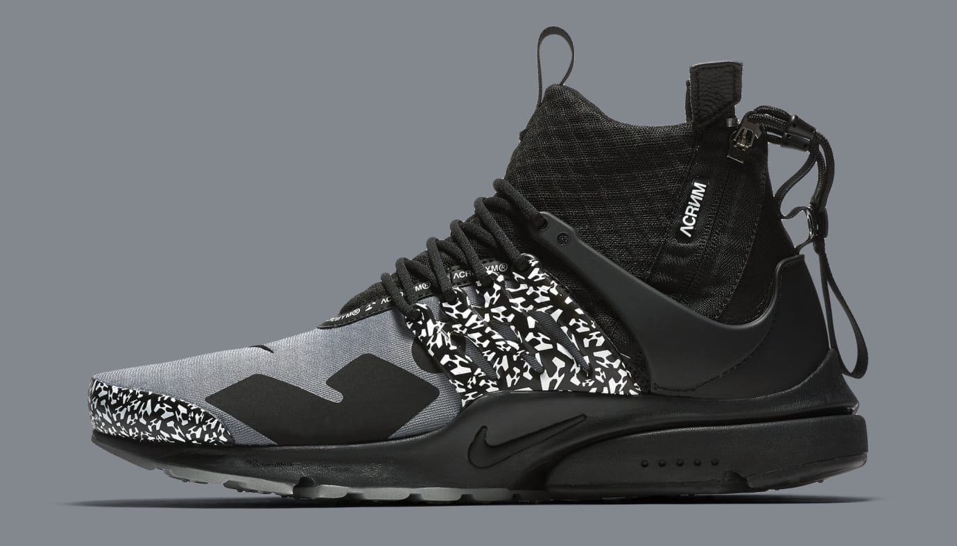 366c20a752f1 Image via Nike Acronym x Nike Air Presto Mid  Cool Grey Black  AH7832-001 (