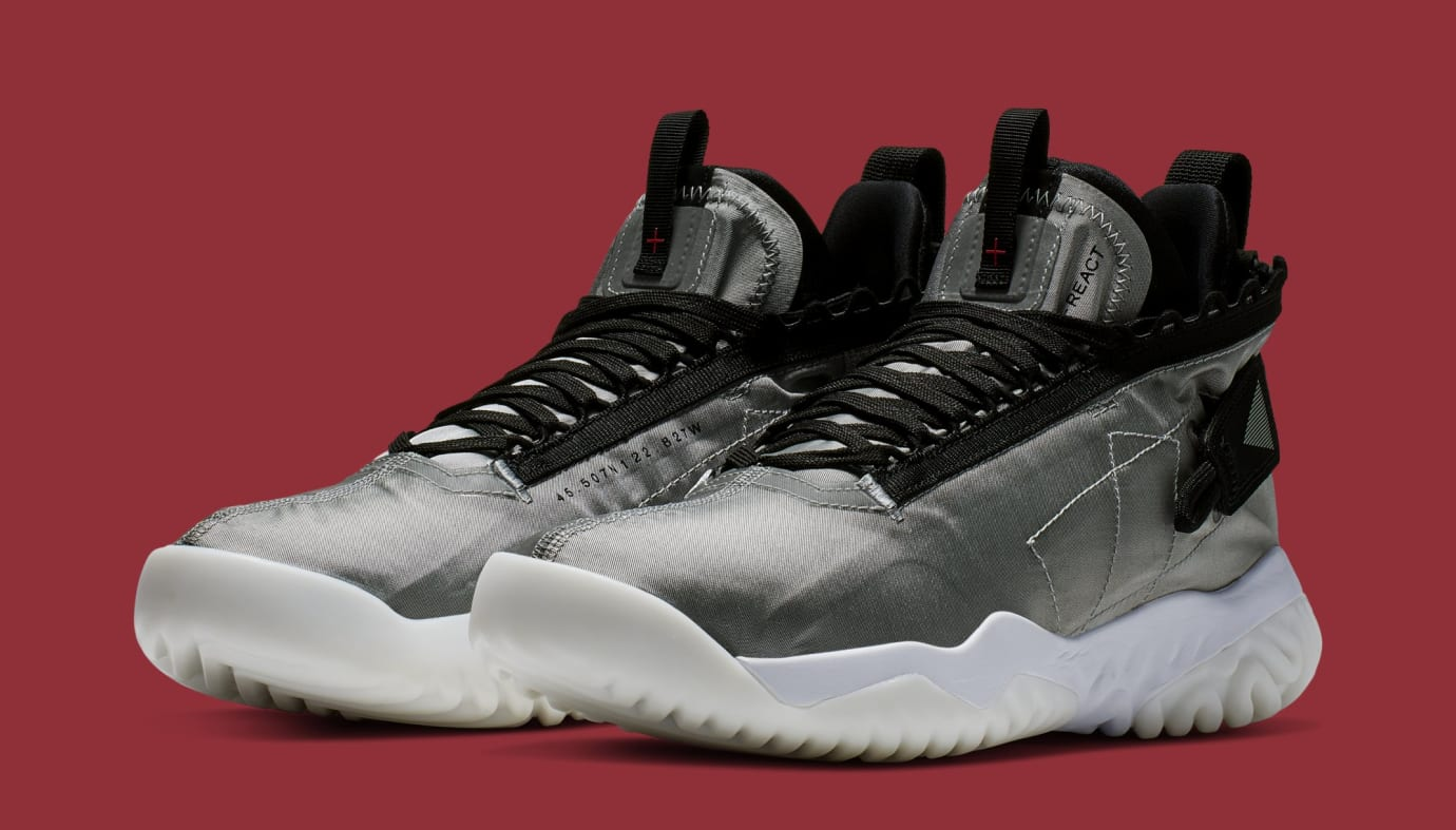 Jordan Proto React 'Grey/Black' BV1654-002 (Pair)