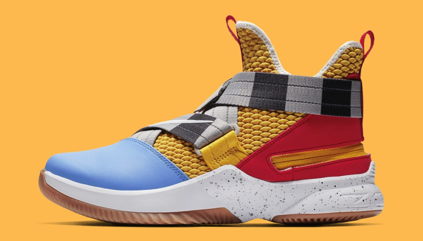 "Nike LeBron Soldier 12 Draws Inspiration From ""Arthur"" Meme"