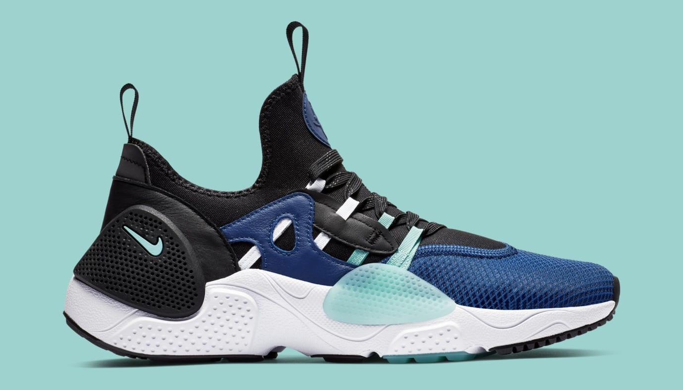 Nike Huarache E.D.G.E. TXT 'Indigo Force/Black' BQ5205-400 (Medial)