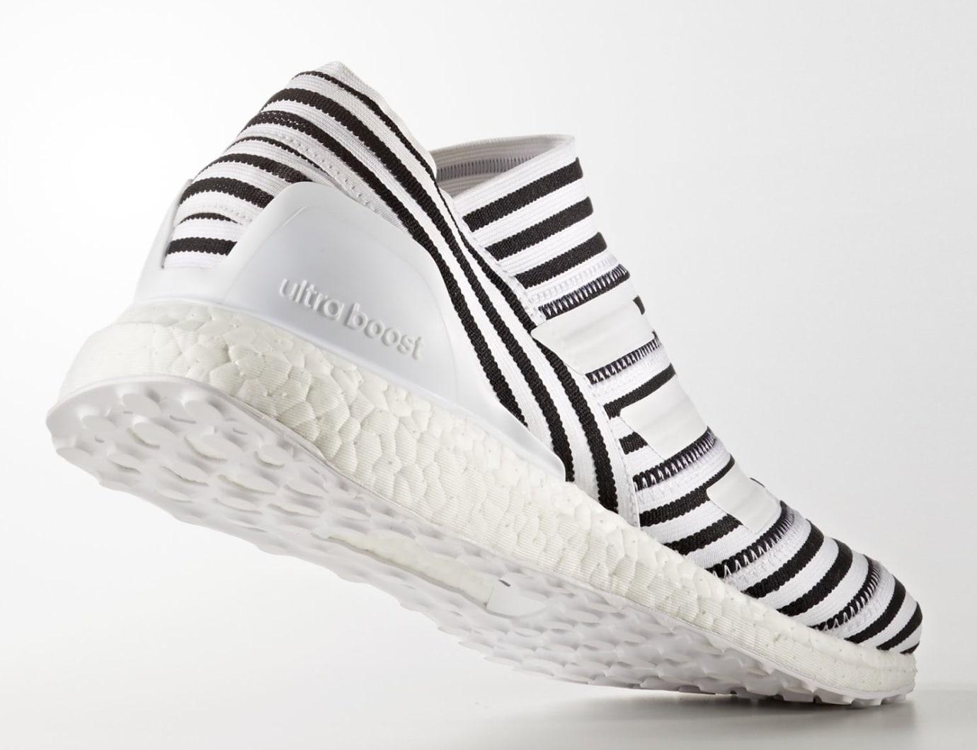 Adidas Nemeziz Tango 17+ 360 Agility 'Running White/Running White/Core Black' (Side Heel)