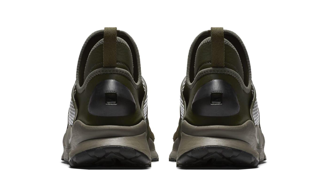 Nike Sock Dart Mid Olive (Heel)