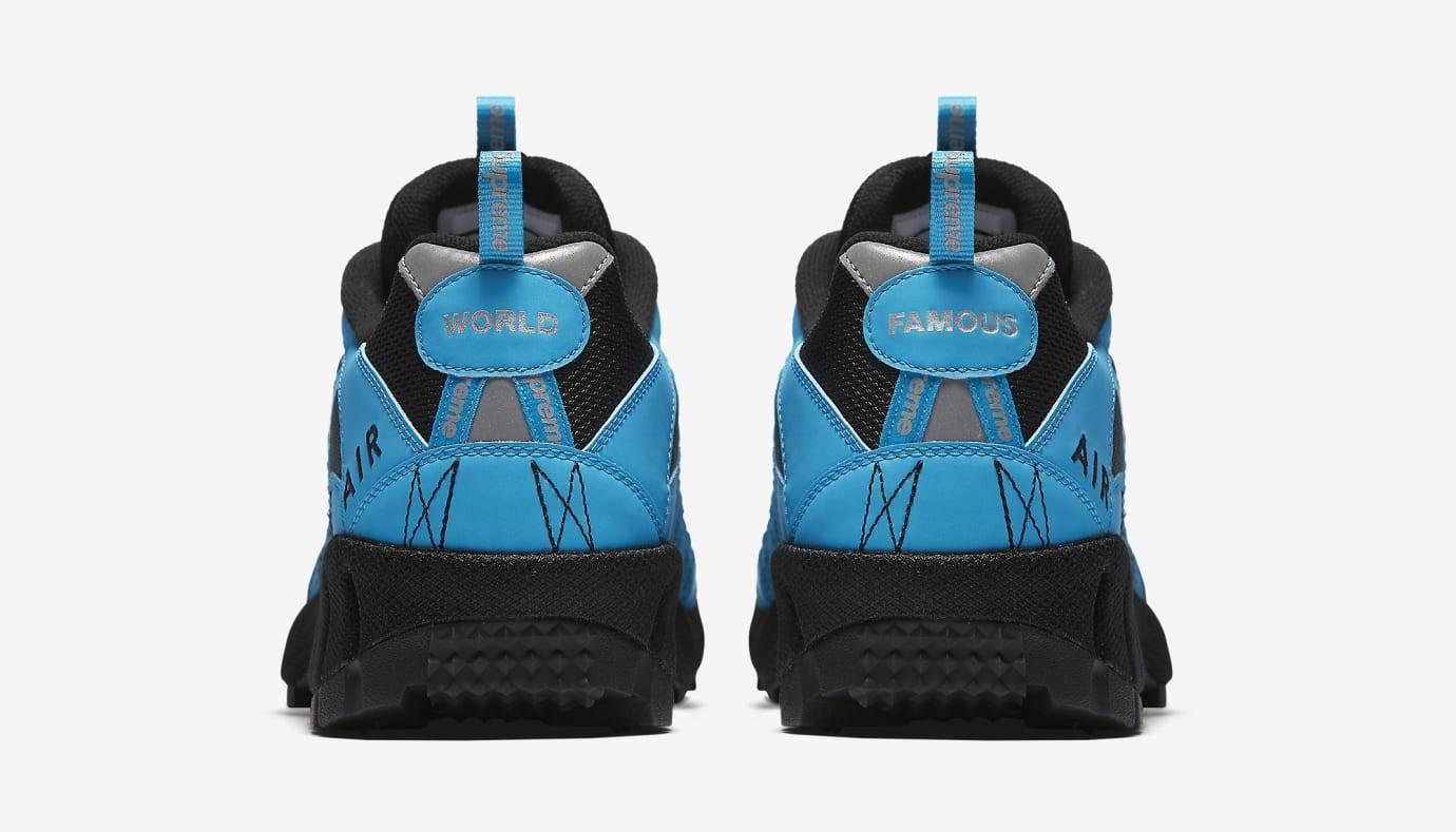 Supreme x Nike Air Humara '17 924464-400 (Heel)