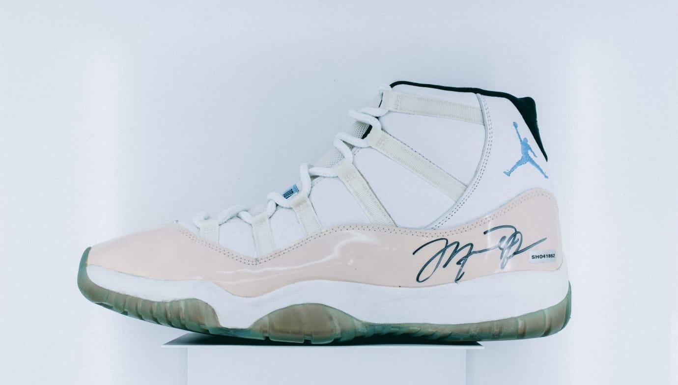 Sneakersnstuff Grail Tour Air Jordan 11 'Columbia'
