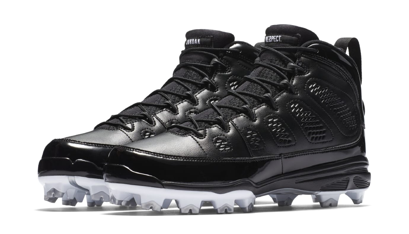 89a2a8097 Air Jordan 9 IX MCS Baseball Cleats Release Date