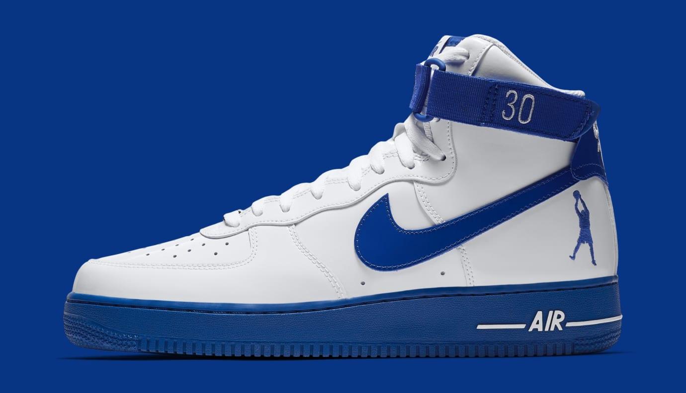 sports shoes 586fa bd4c7 Nike Air Force 1 High  Rude Awakening  AQ4229-100 (Lateral)