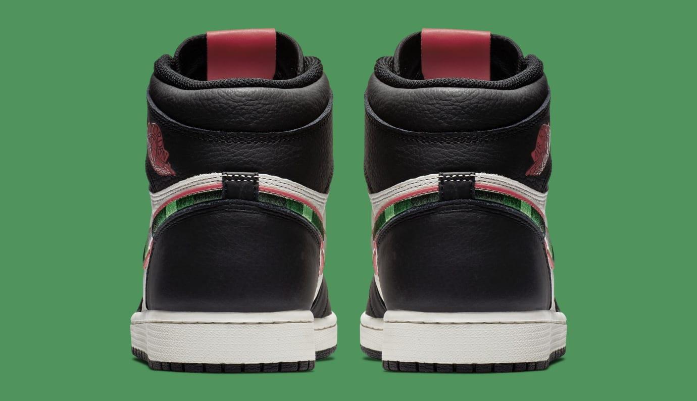 Air Jordan 1 'A Star Is Born' 555088-015 (Heel)