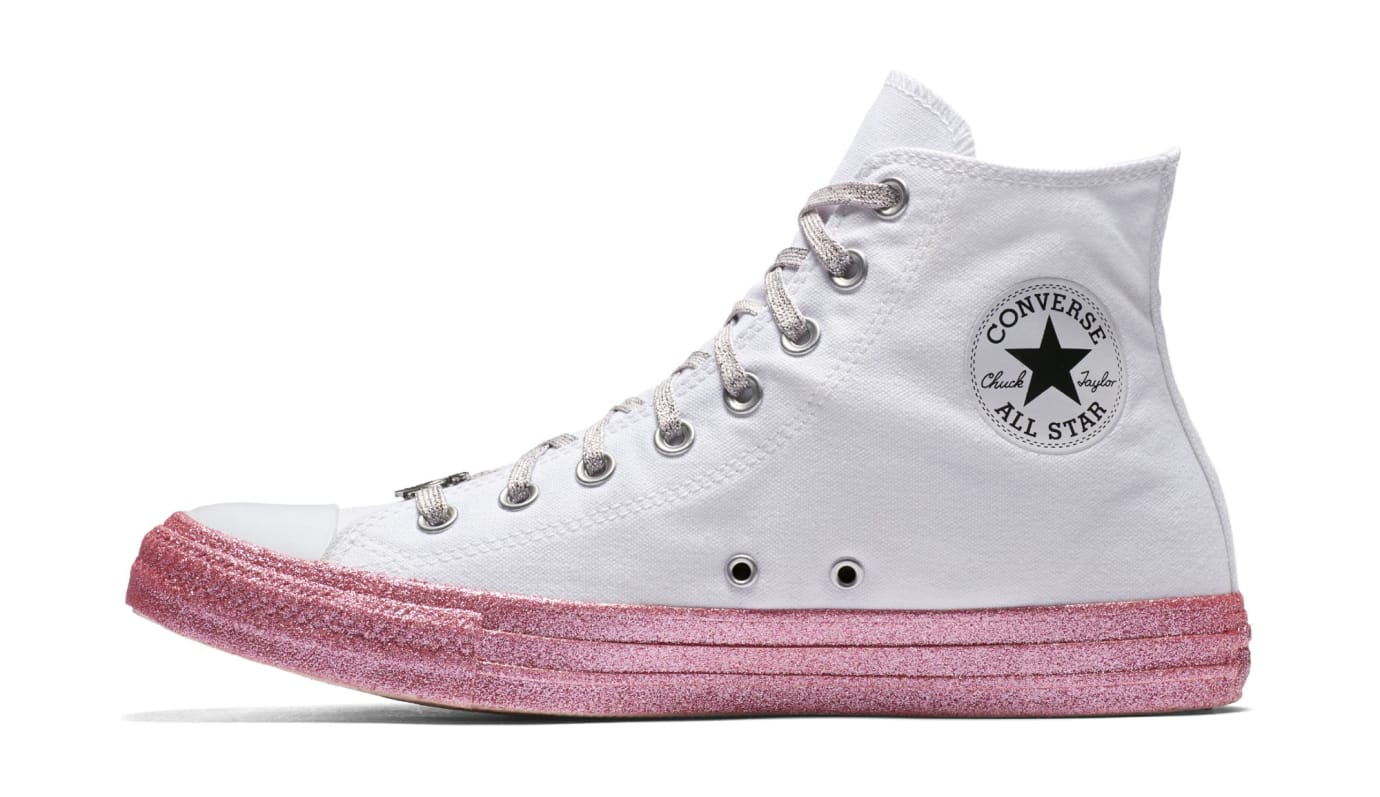 16d27434ed0397 Miley Cyrus x Converse Chuck Taylor All-Star Release Date