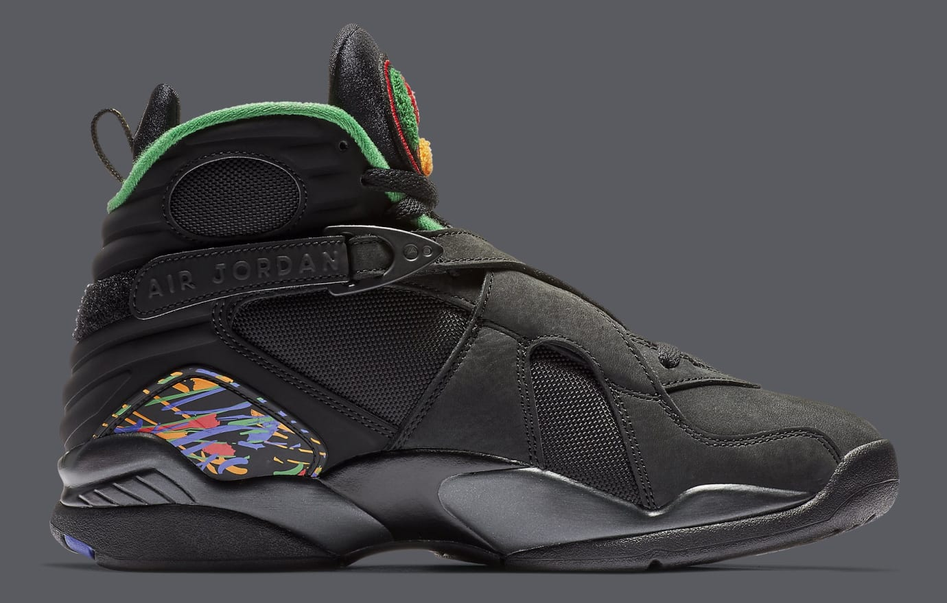 061ab22ae78 Image via Nike Air Jordan 8 VIII Tinker Air Raid Release Date 305381-004  Medial