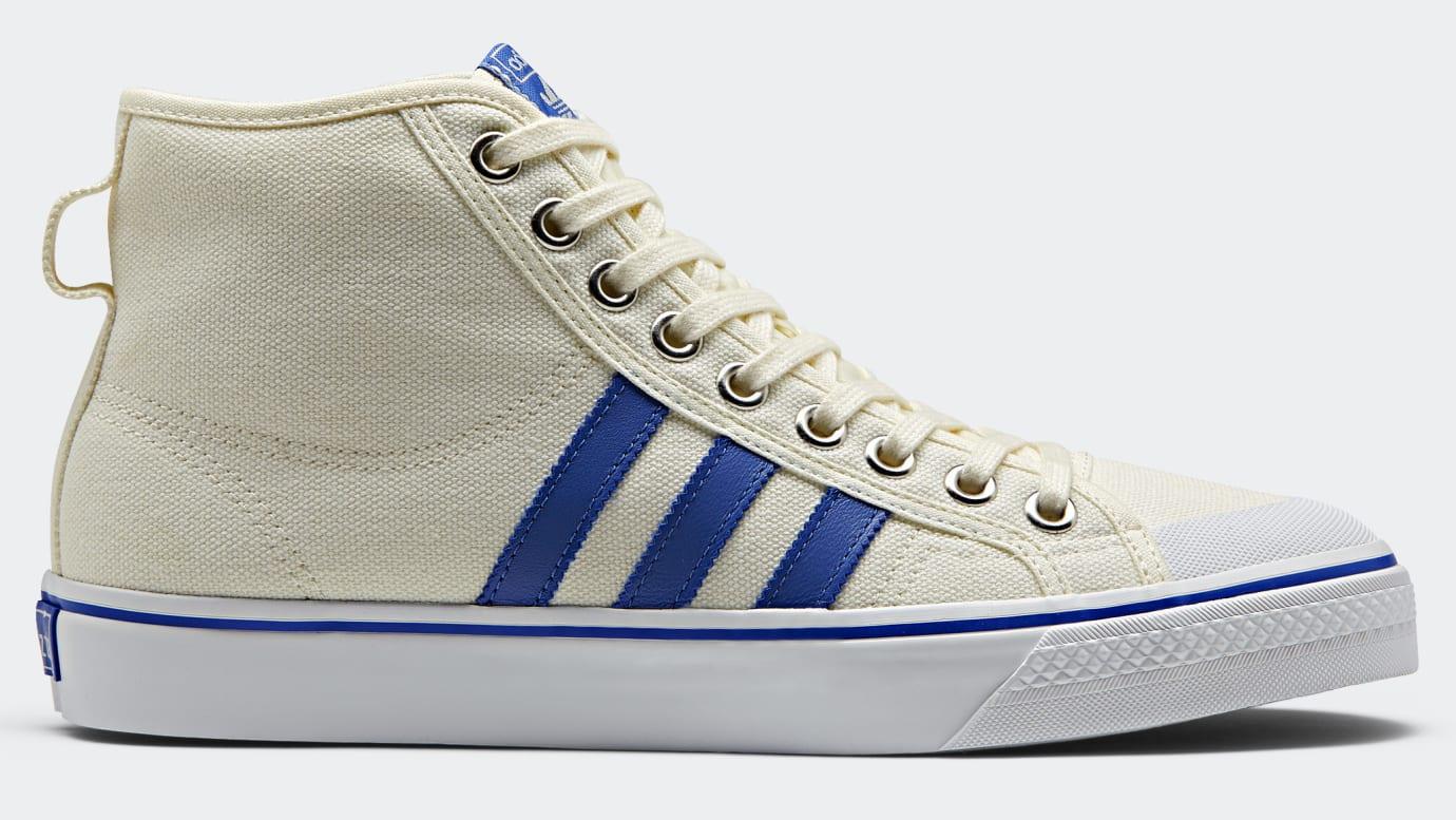 pas mal 7e8fd 6a559 Adidas Nizza Hi and Low