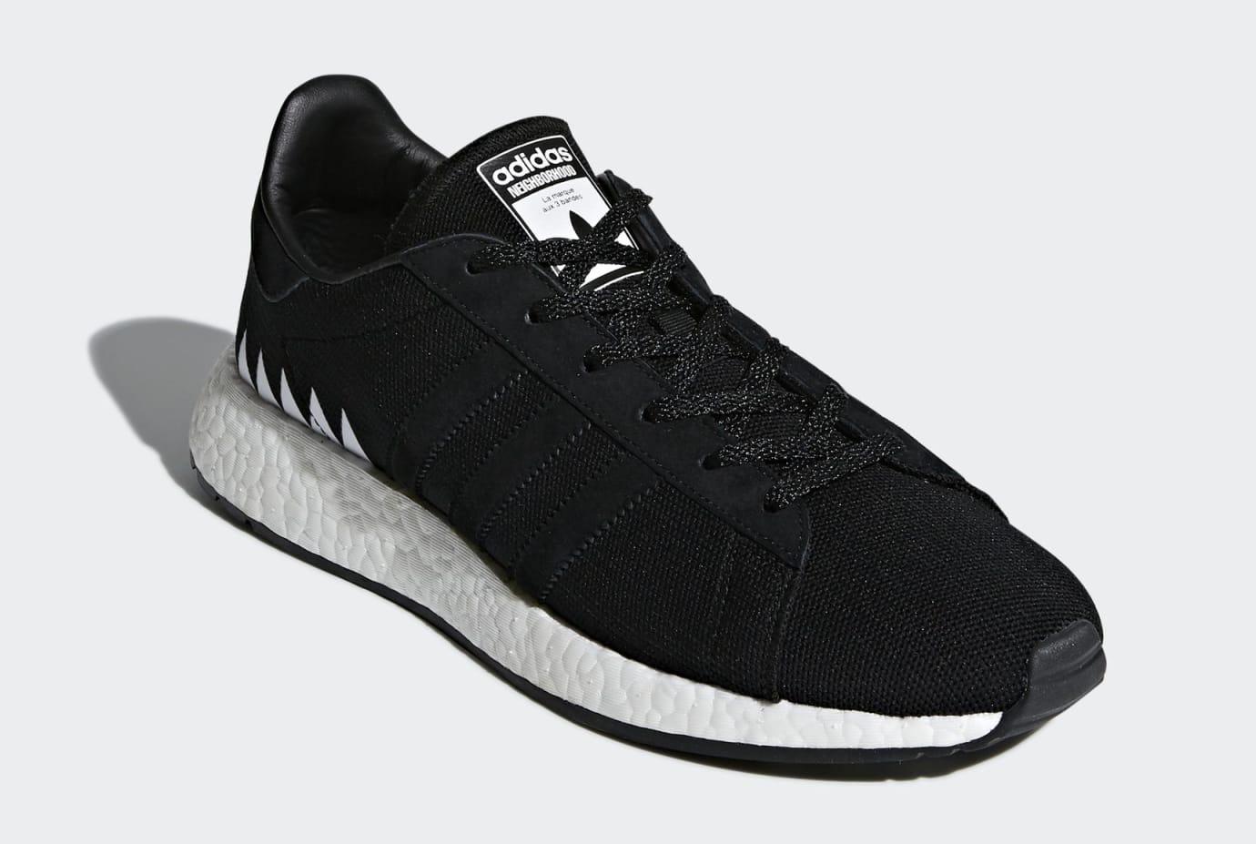 Neighborhood x Adidas Chop Shop DA8839 (Angle)