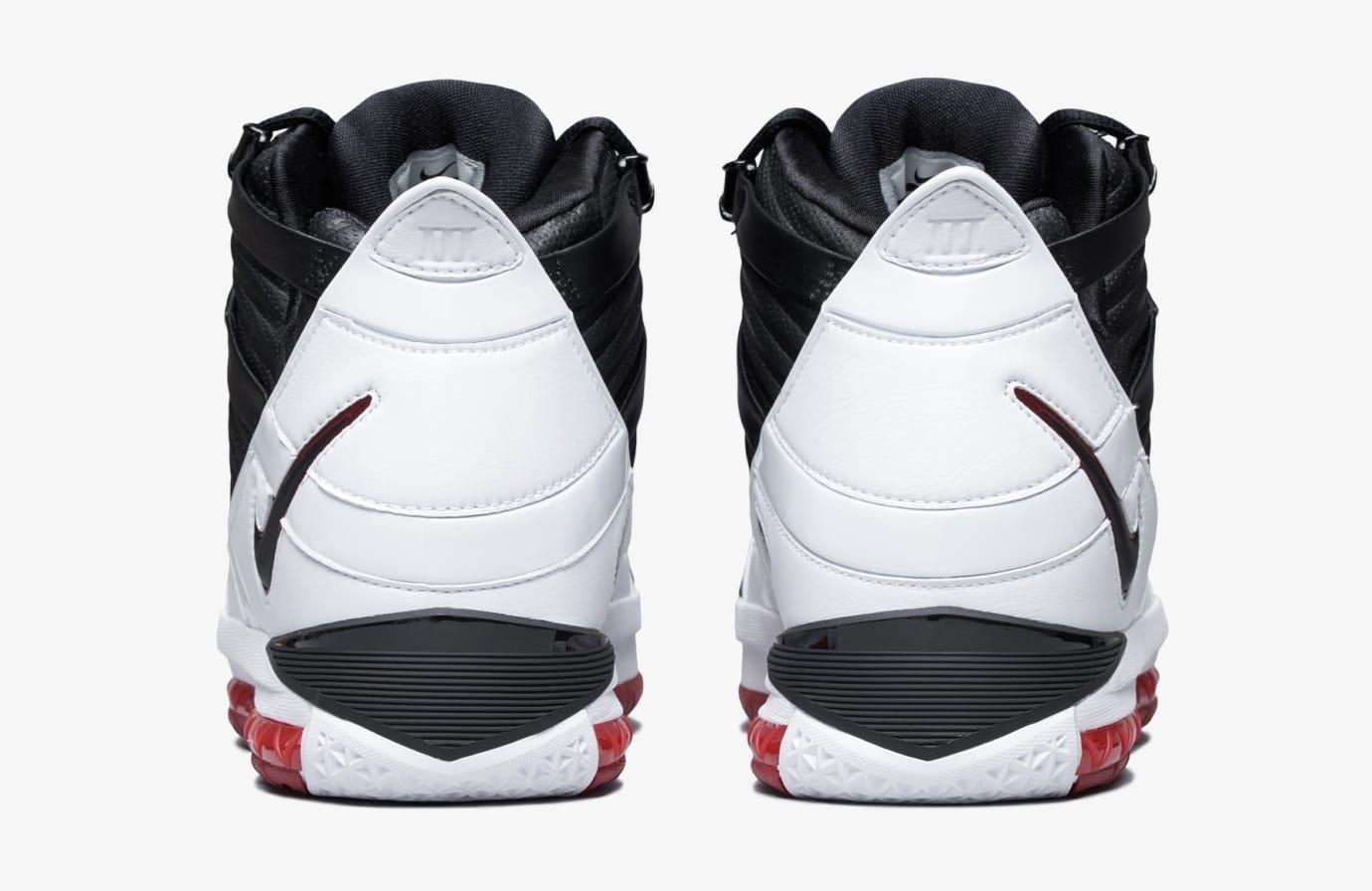 Nike Zoom LeBron 3 2019 'Home' Heel