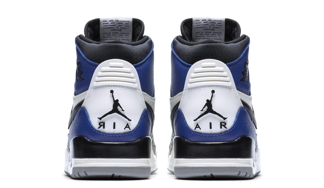 Don C x Jordan Legacy 312 'Storm Blue' AQ4160-104 (Heel)