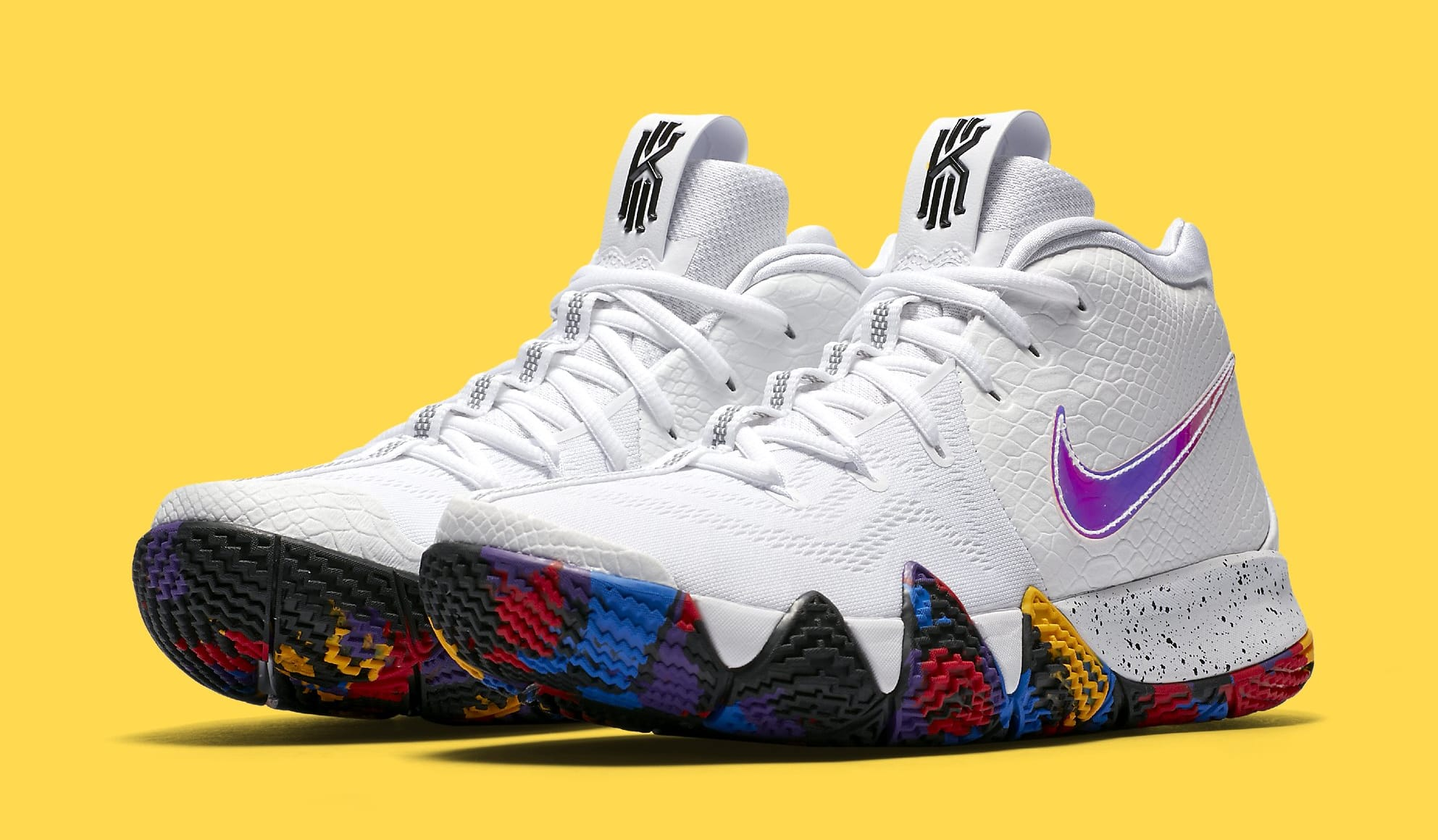"Nike Kyrie 4 ""March Madness"""