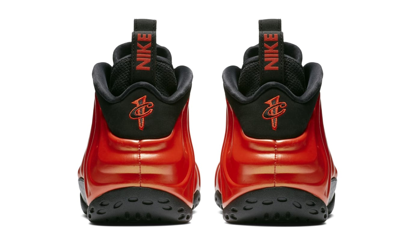 best sneakers 5c9c8 122ec Nike Air Foamposite One Habanero Red Black Release Date ...