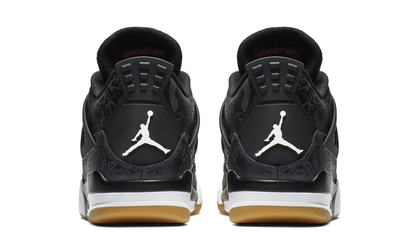a41ff83ef86a62 Image via Nike Air Jordan 4 Retro SE Laser  Black White Gum Light Brown  CI
