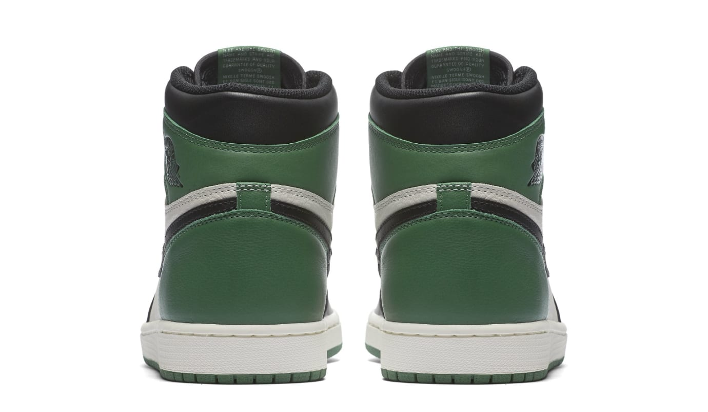964c608e3d1c96 Air Jordan 1 High OG NRG Pine Green/Sail-Black 555088-302 Release ...