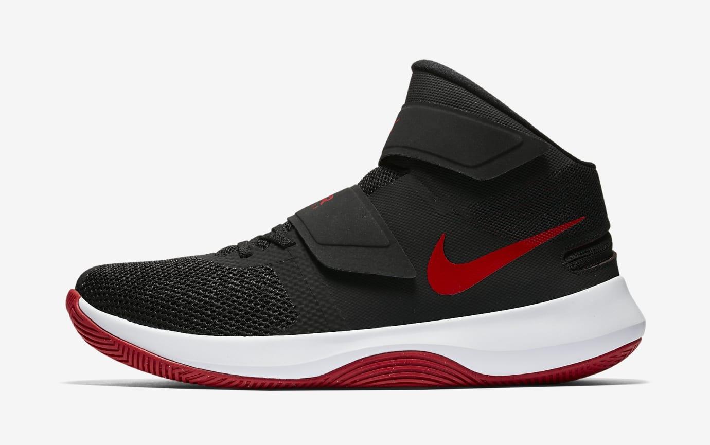 2044a1200 Nike Air Precision Flyease 917500-006 (Lateral)