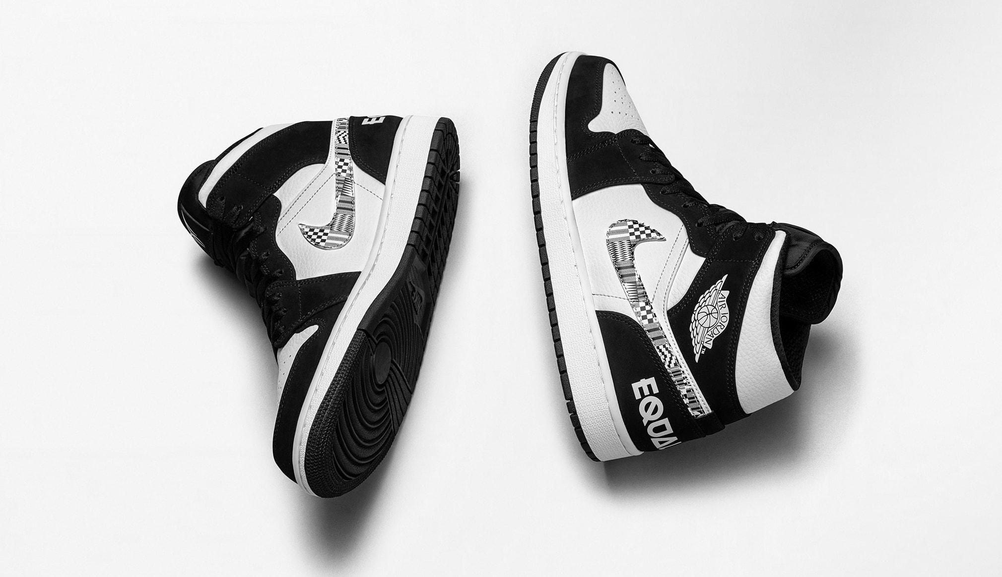 Nike BHM 2019 Air Jordan 1 Mid