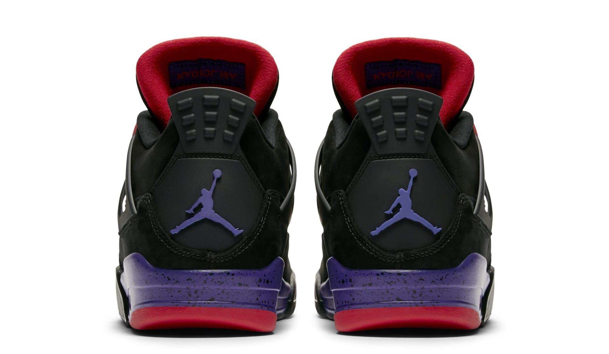 ff4a575074f Air Jordan 4 Retro NRG 'Black/University Red/Court Purple ' AQ3816-056  Release Date | Sole Collector