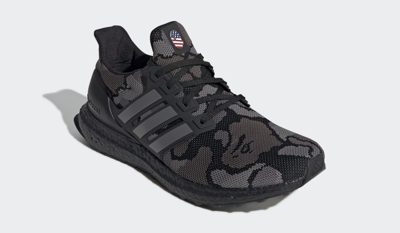newest collection 7e9af d947d Image via Adidas Bape x Adidas Ultra Boost G54784 (Toe)