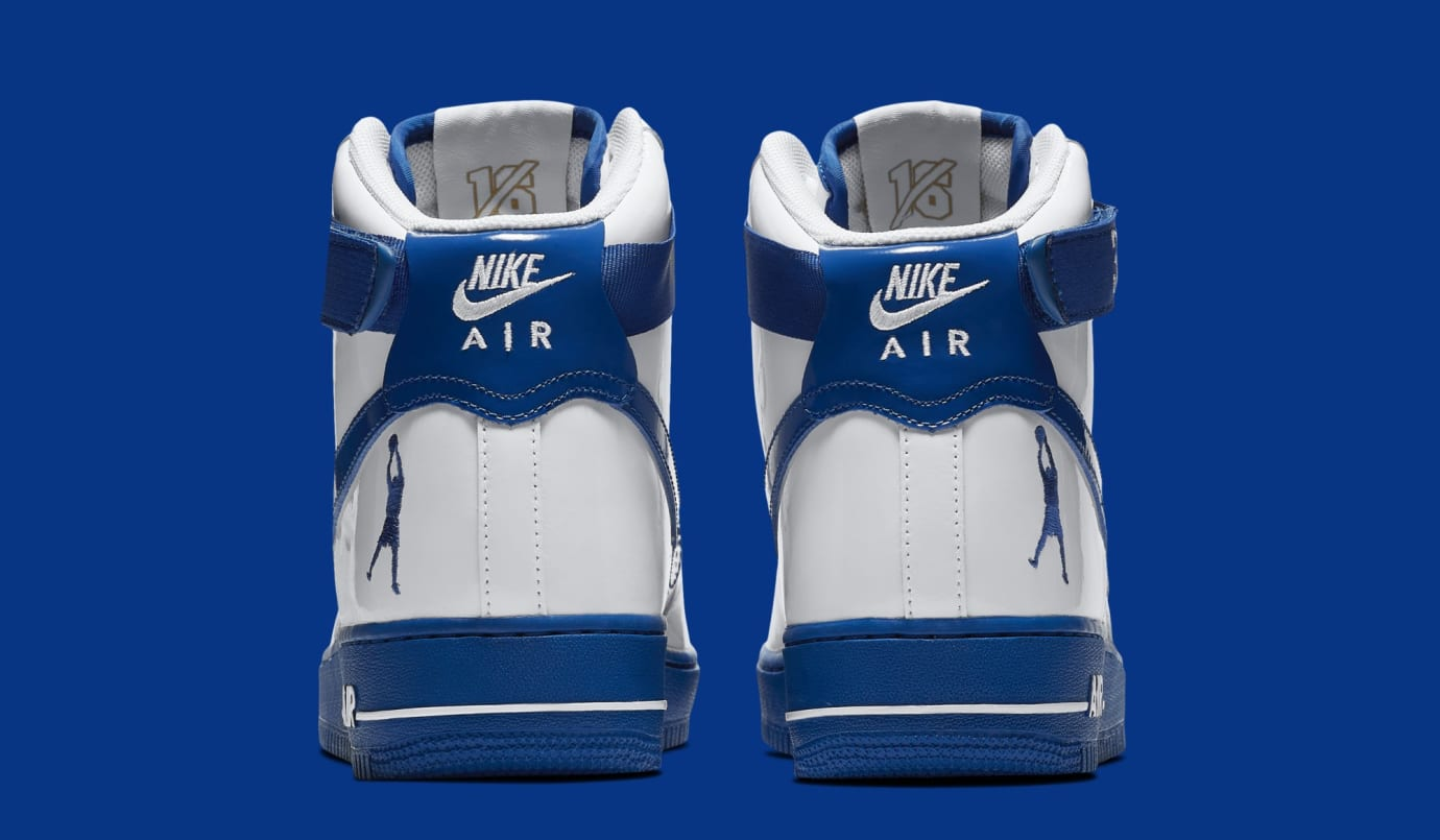 new arrival 8efd1 7a49d Image via Nike Nike Air Force 1 High  Rude Awakening  AQ4229-100 (Heel)