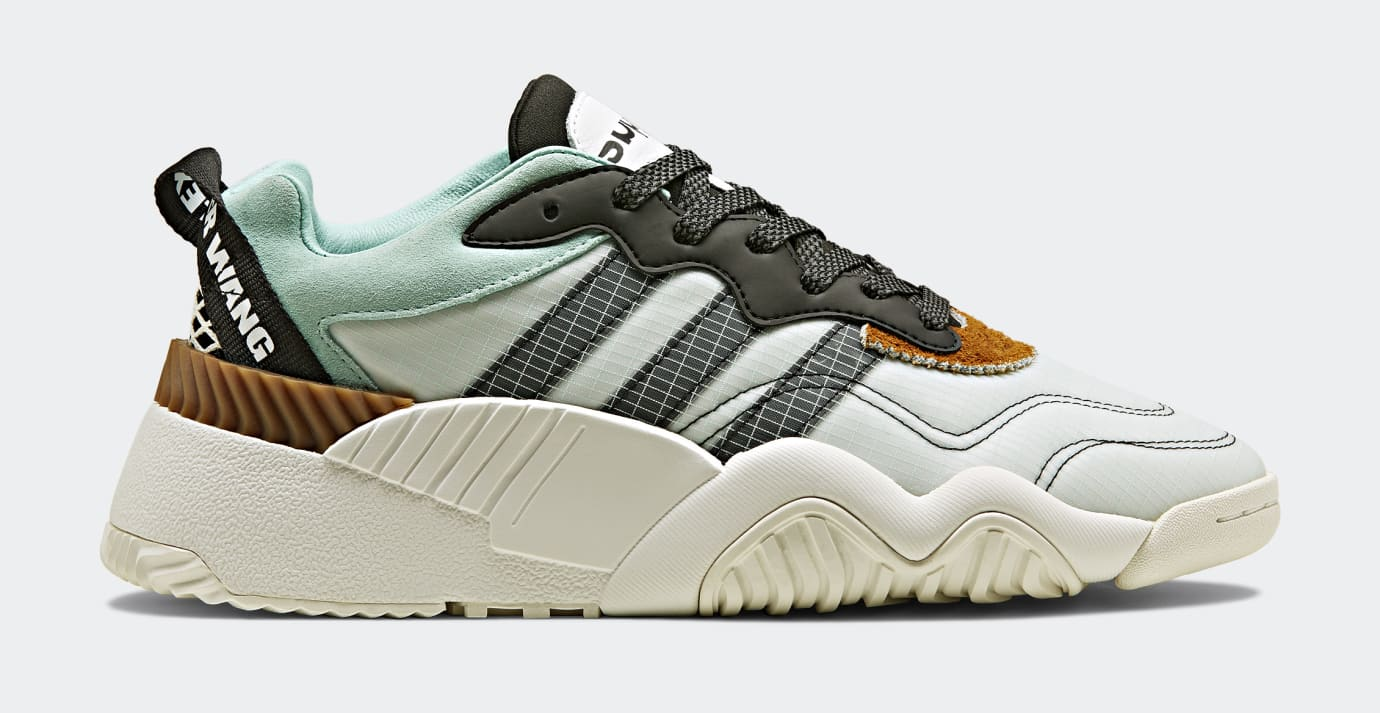 Alexander Wang x Adidas AW Turnout Trainer (Lateral)