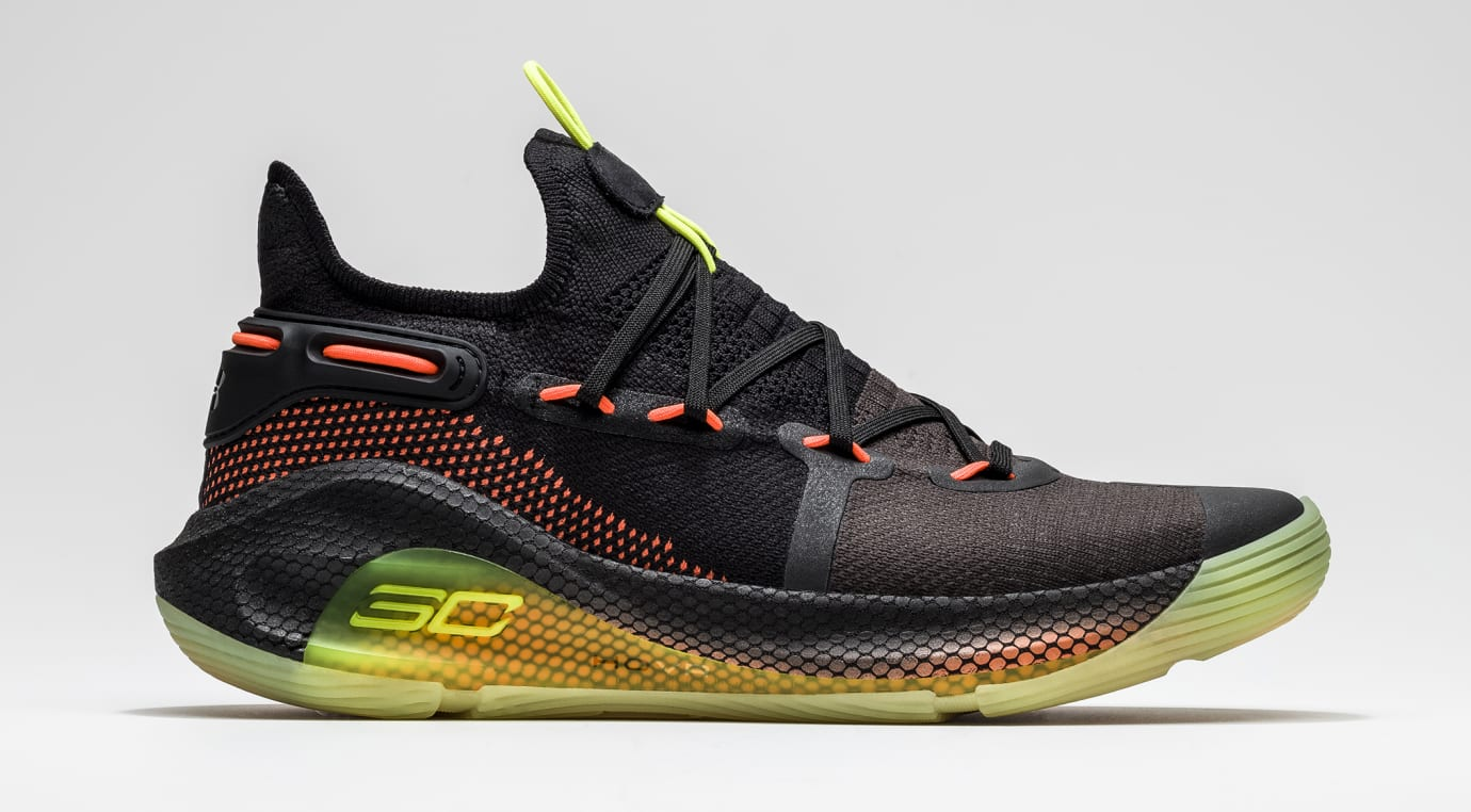 6b6fb73e7ee Image via Under Armour Under Armour Curry 6  Fox Theatre  BS3020612-004  (Lateral)