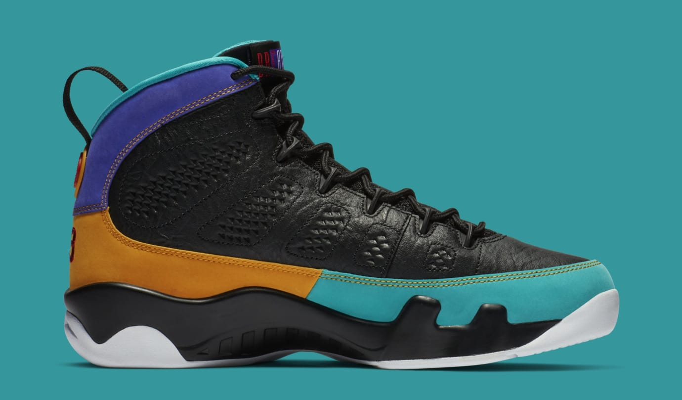 more photos 2b927 16e67 Air Jordan 9 Retro 'Dream It, Do It' 302370-065 Release Date ...