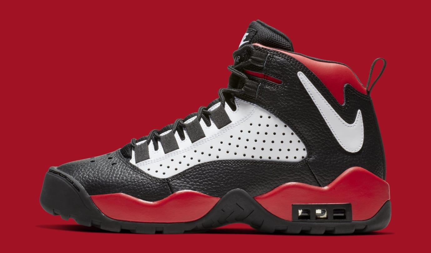 meet 906a9 b00e5 Nike Air Darwin  Black White University Red  AJ9710-001 (Lateral