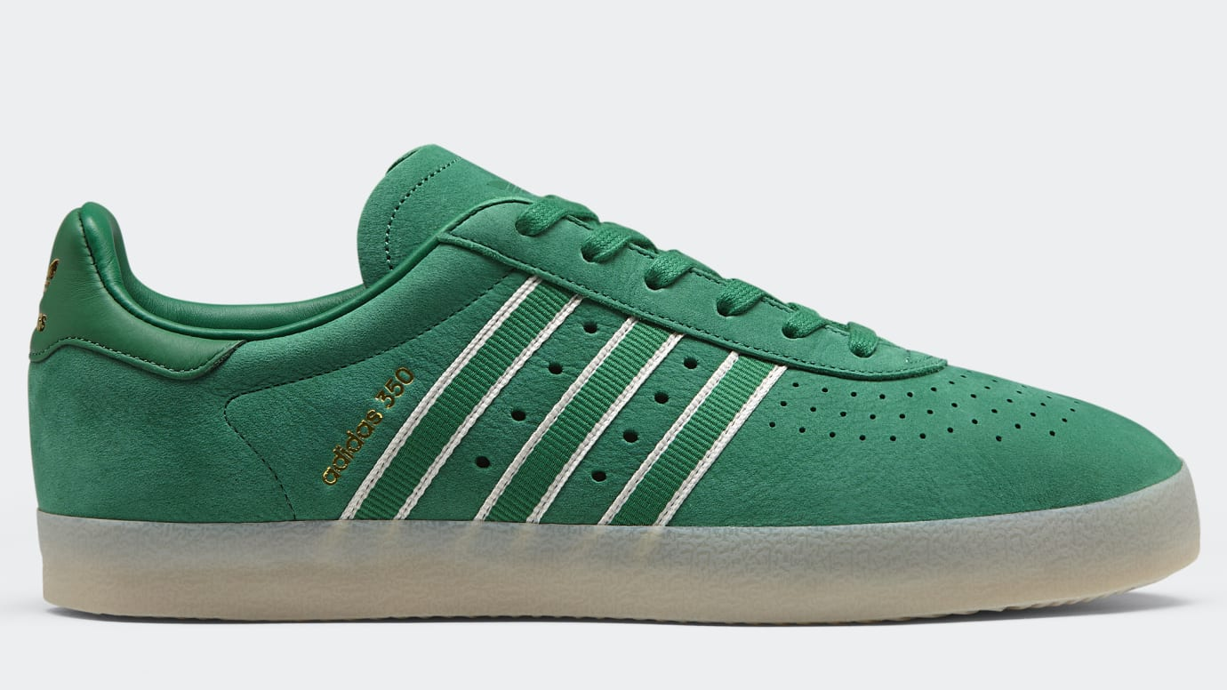 new style 7f9c8 e0adf Oyster Holdings x Adidas Handball Top and 350 Release Date ...