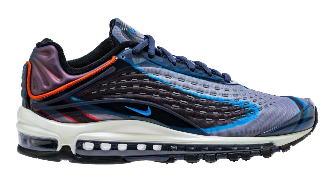Nike Air Max Deluxe 'Thunder Blue' (Lateral)