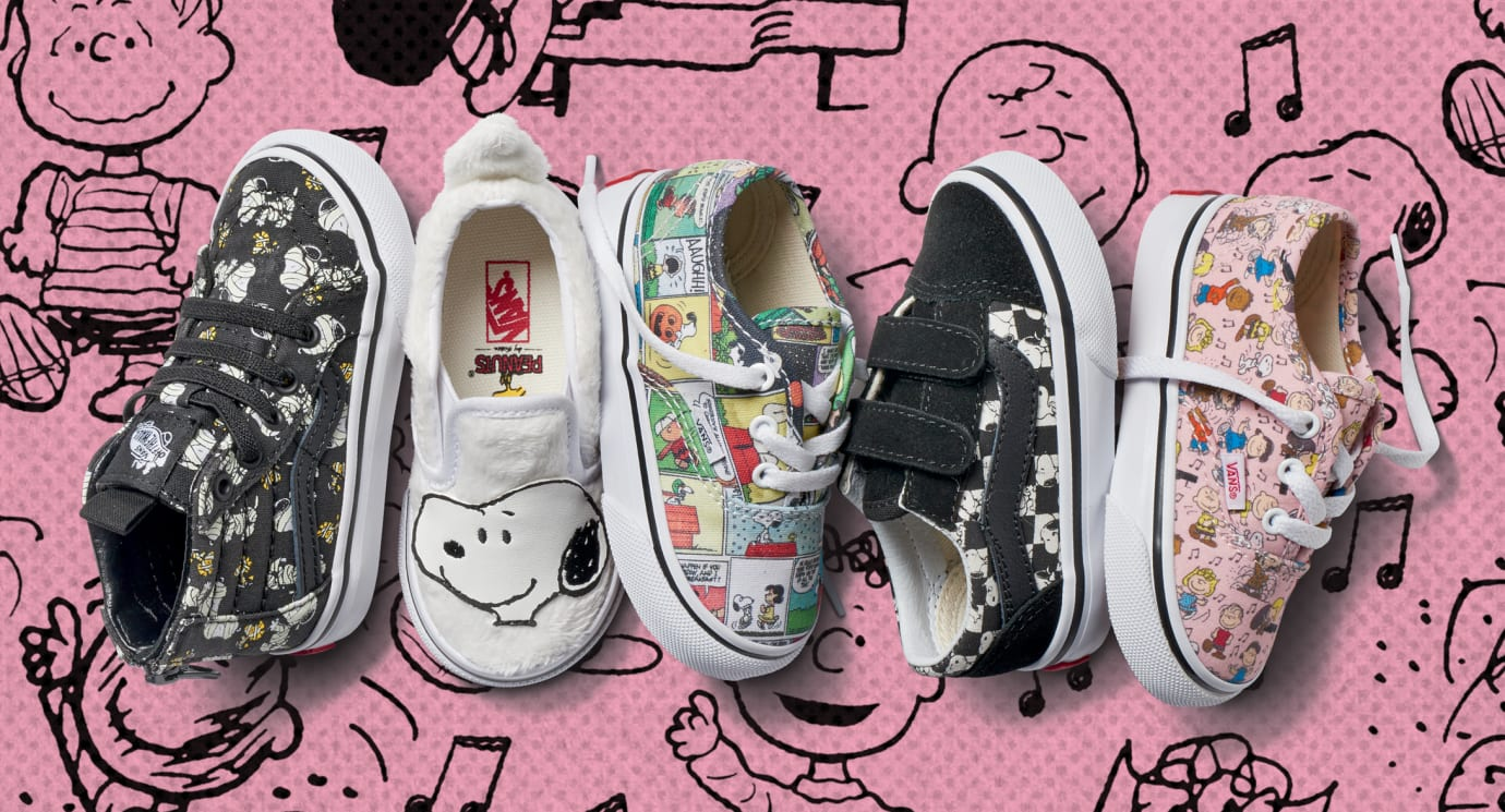 Vans x Peanuts Collection Toddler