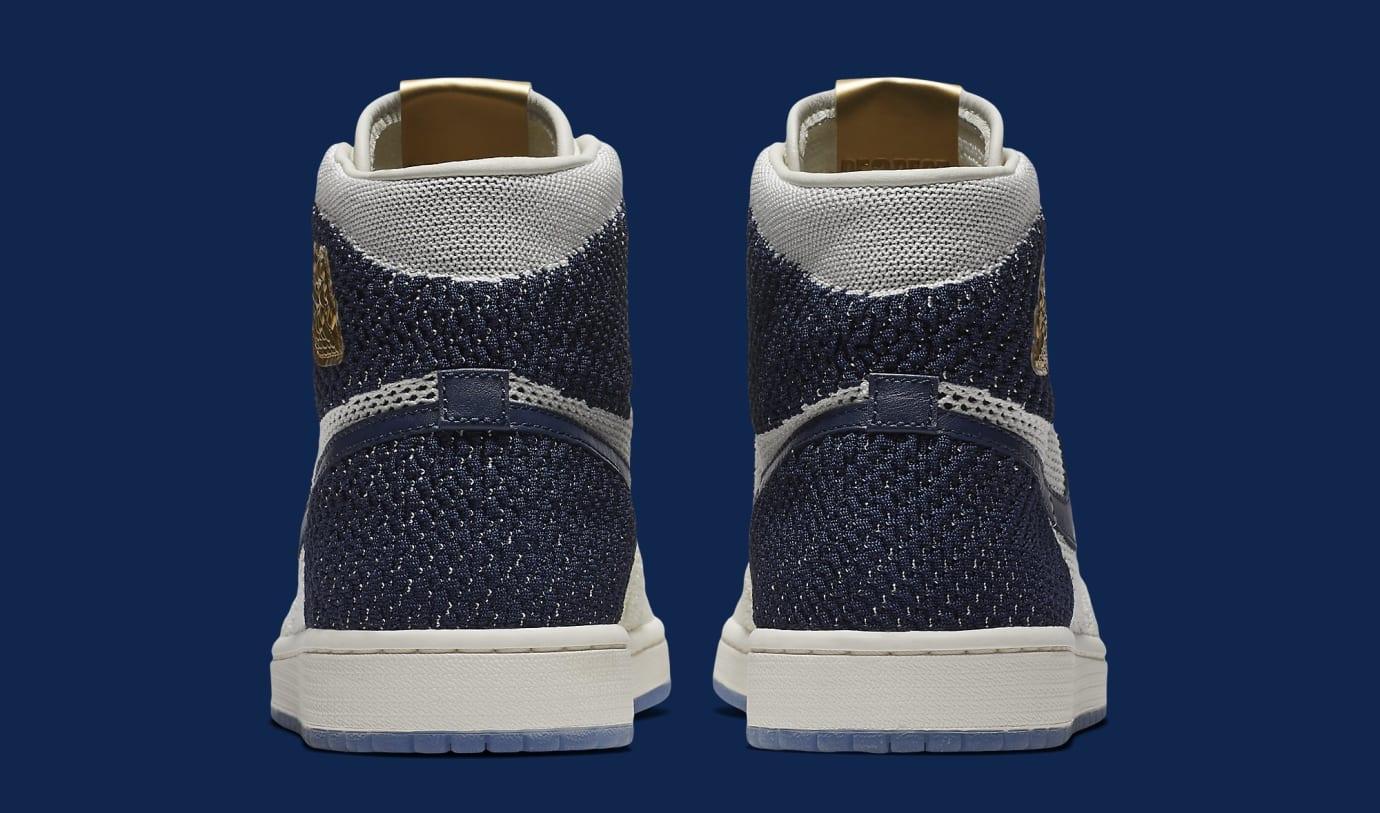 faeb61fc1773 Image via Nike Air Jordan 1 Flyknit High Re2pect AH7233-105