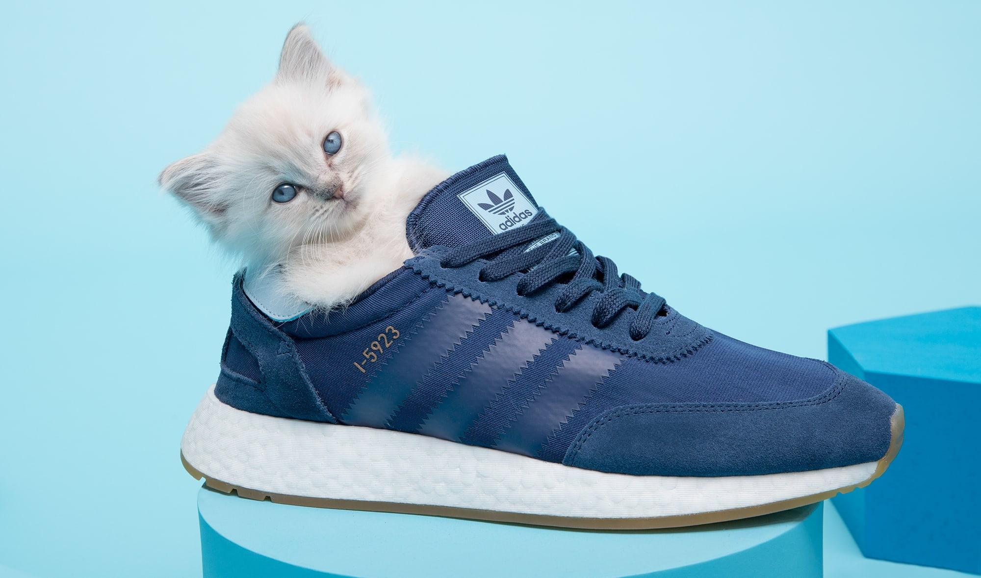 Sneakersnstuff Adidas I-5923 'Dark Blue' B43525