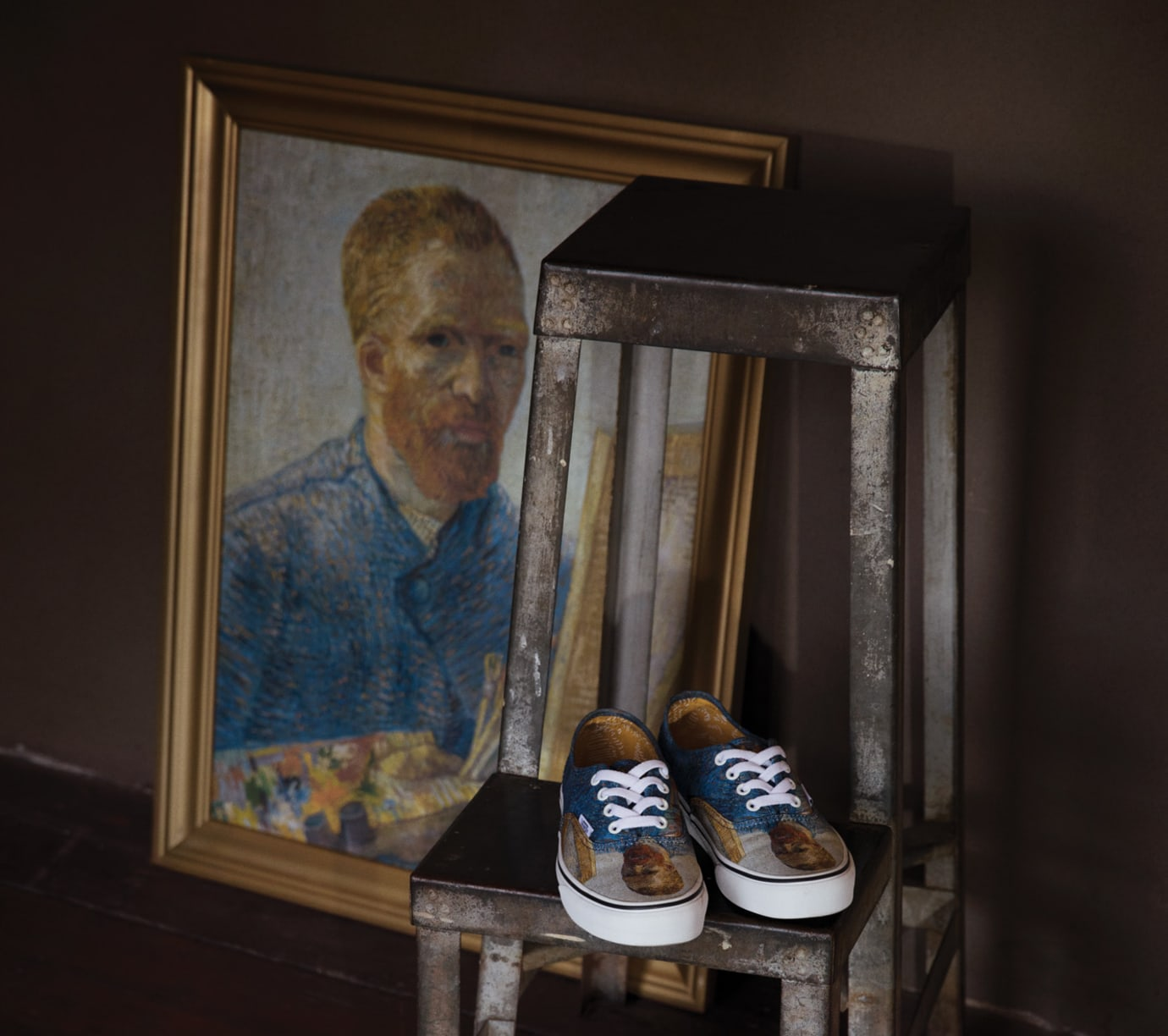 Van Gogh Museum x Vans Collection Release Date  3d59afc2b