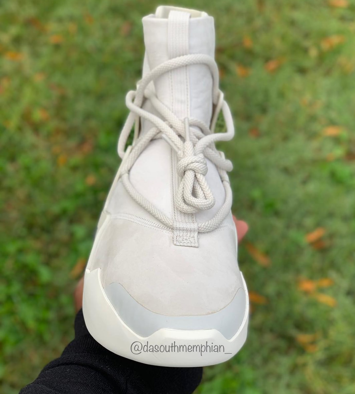 a8617d012b34 Jerry Lorenzo x Nike Air Fear of God 1 and Fear of God SA Release ...