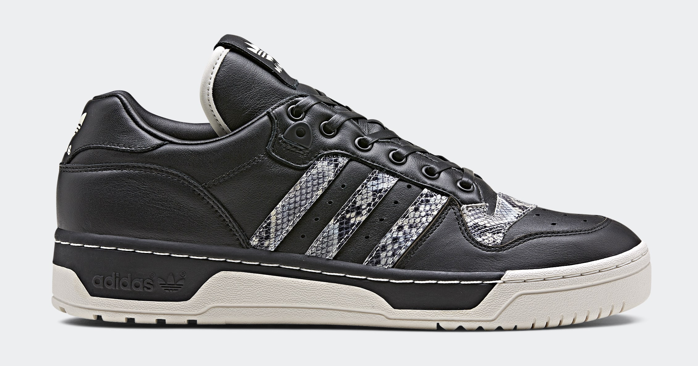 United Arrows and Sons x Adidas Rivalry Low B37112 (Lateral)