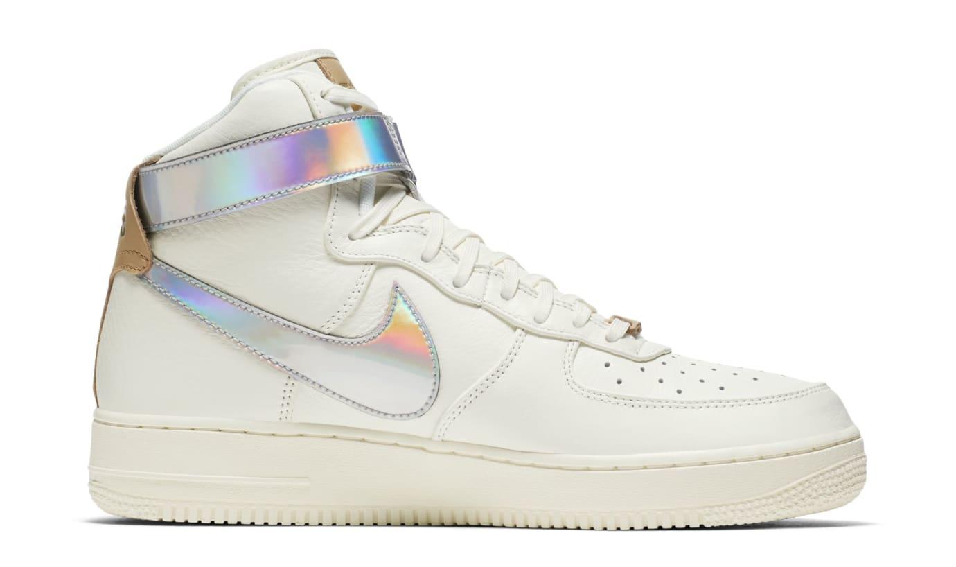 Nike Air Force 1 High 'Nai Ke/The Bund' (Medial)