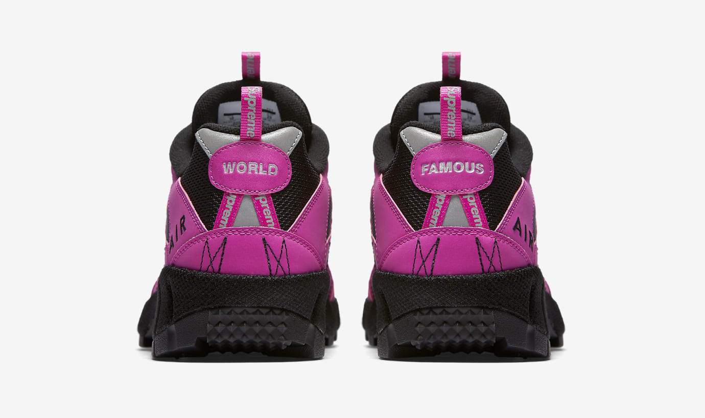 Supreme x Nike Air Humara '17 924464-600 (Heel)