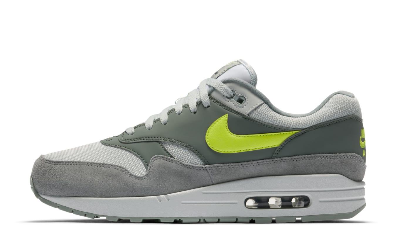 Nike Air Max 1 'Grey/Volt'