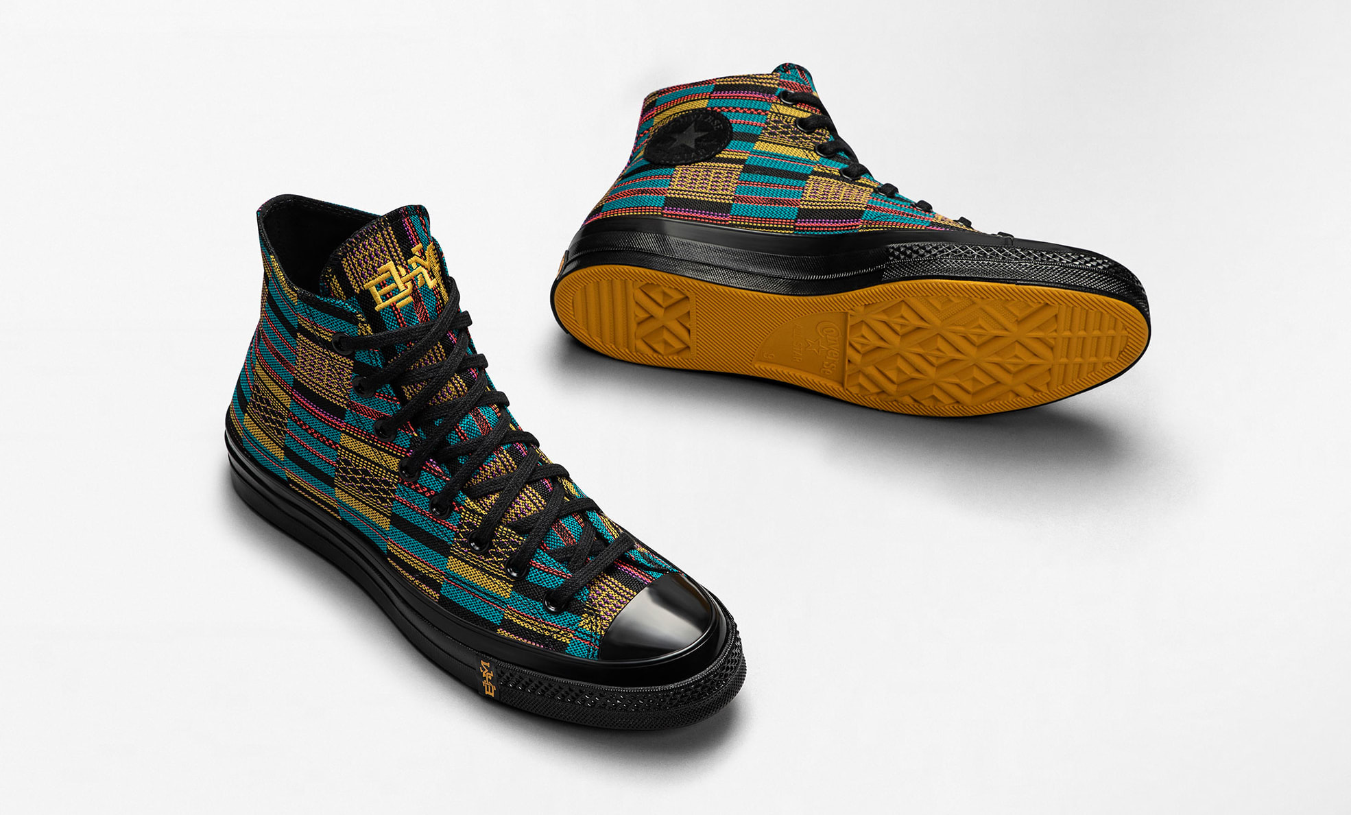 Nike BHM 2019 Converse Chuck 70 1