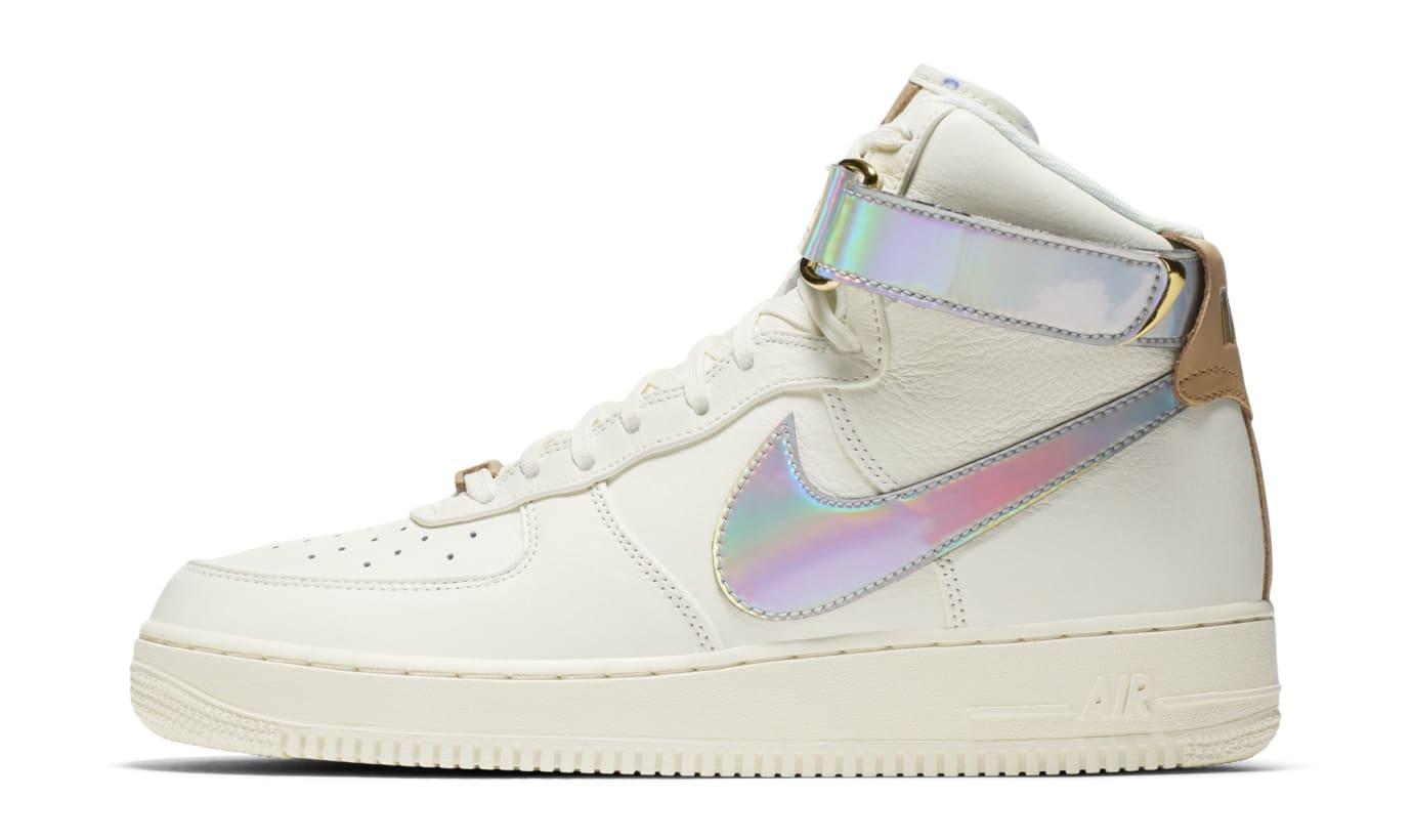 Nike Air Force 1 High 'Nai Ke/The Bund' (Lateral)