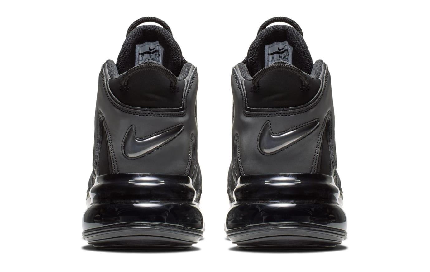 c11d2eaa7a8 Image via US 11 Nike Nike Air More Uptempo 720  Black  Heel