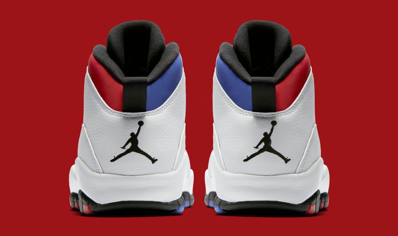cfaf14ee9d26 Image via Nike Air Jordan 10 Russell Westbrook  Class of 2006  310805-160  (Heel)