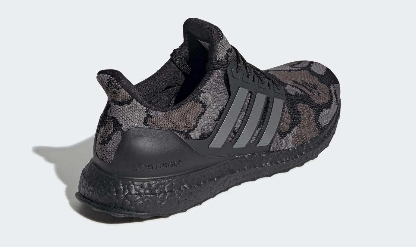 Bape x Adidas Ultra Boost G54784 (Heel)