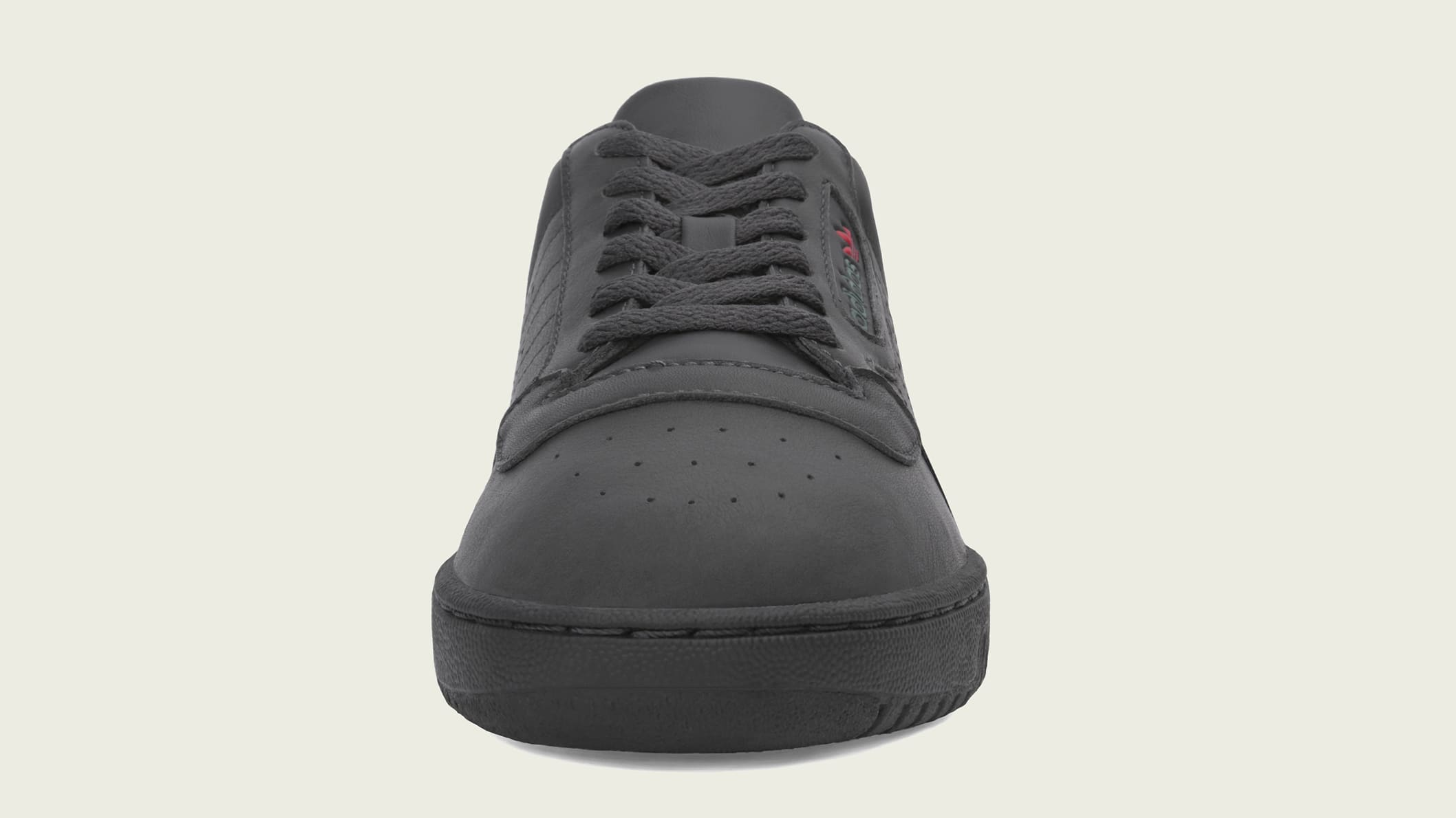 Adidas Yeezy Powerphase 'Core Black' CG6420 (Front)