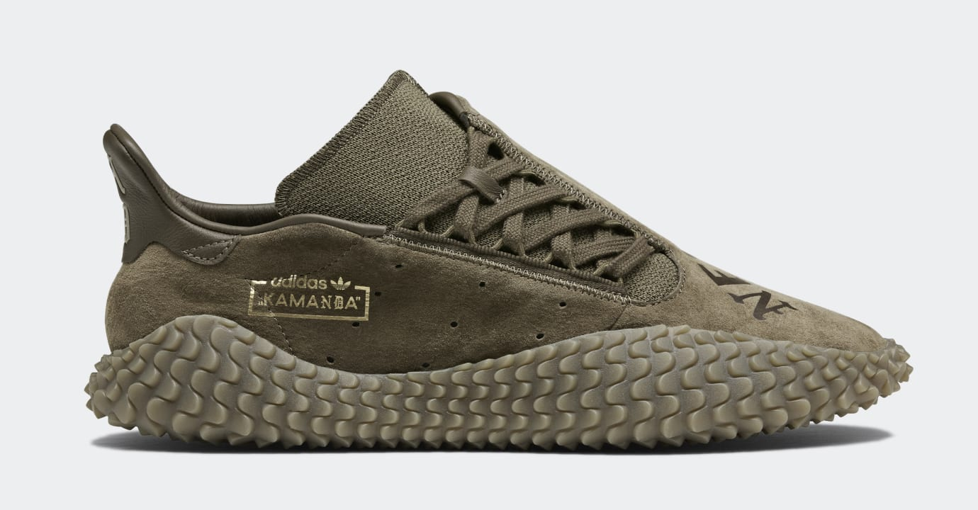 Neighborhood x Adidas Kamanda B37340 (Lateral)