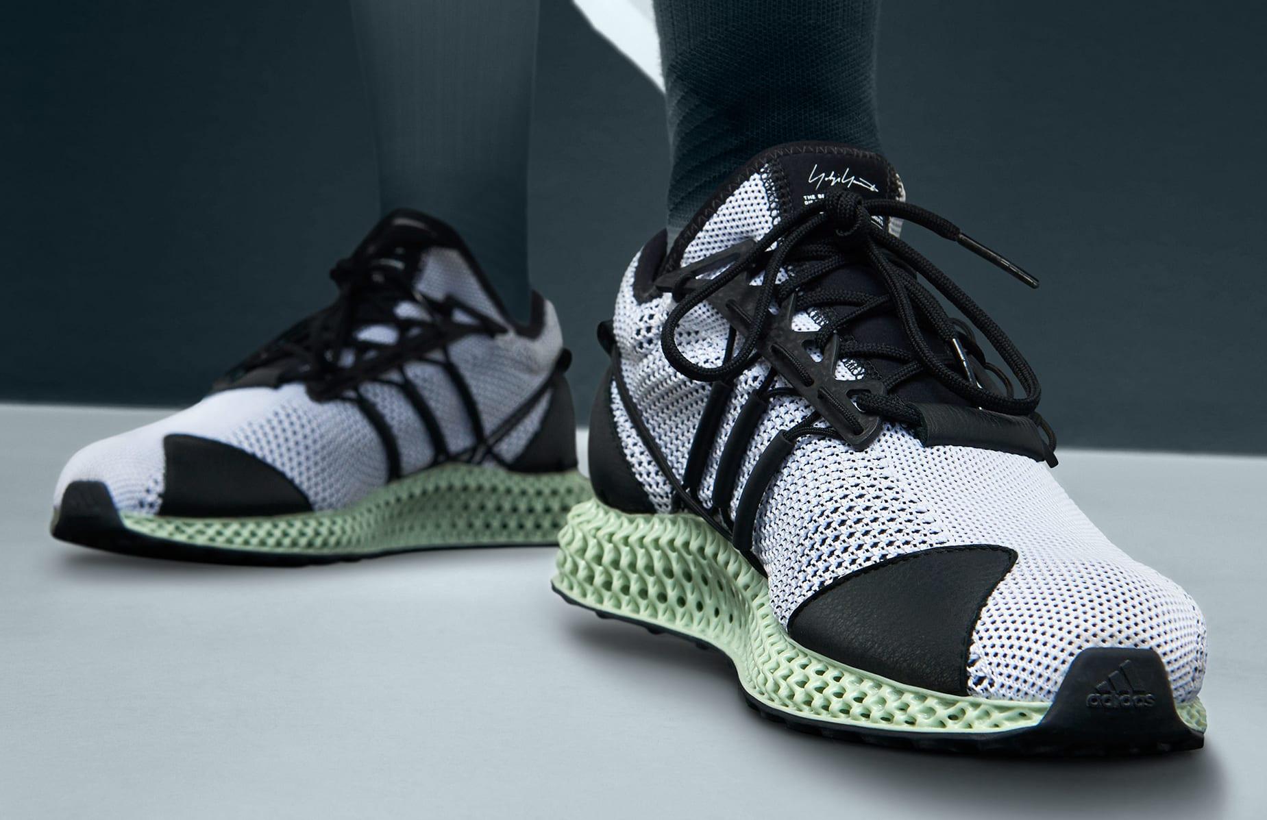 Adidas Y-3 Runner 4D AQ0357 1